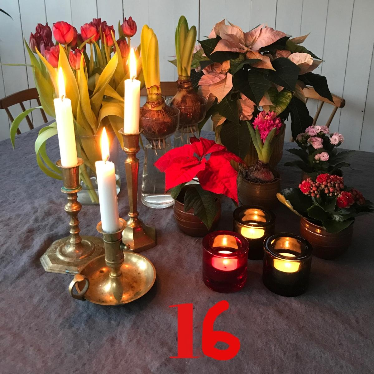 Ljuskalender 16