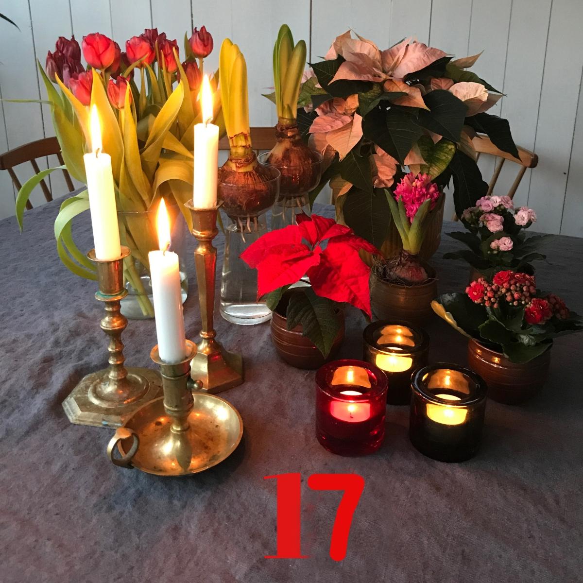 Ljuskalender 17